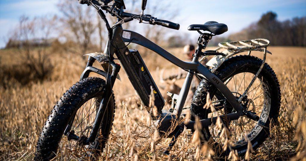 Quiet Kat E-Bike