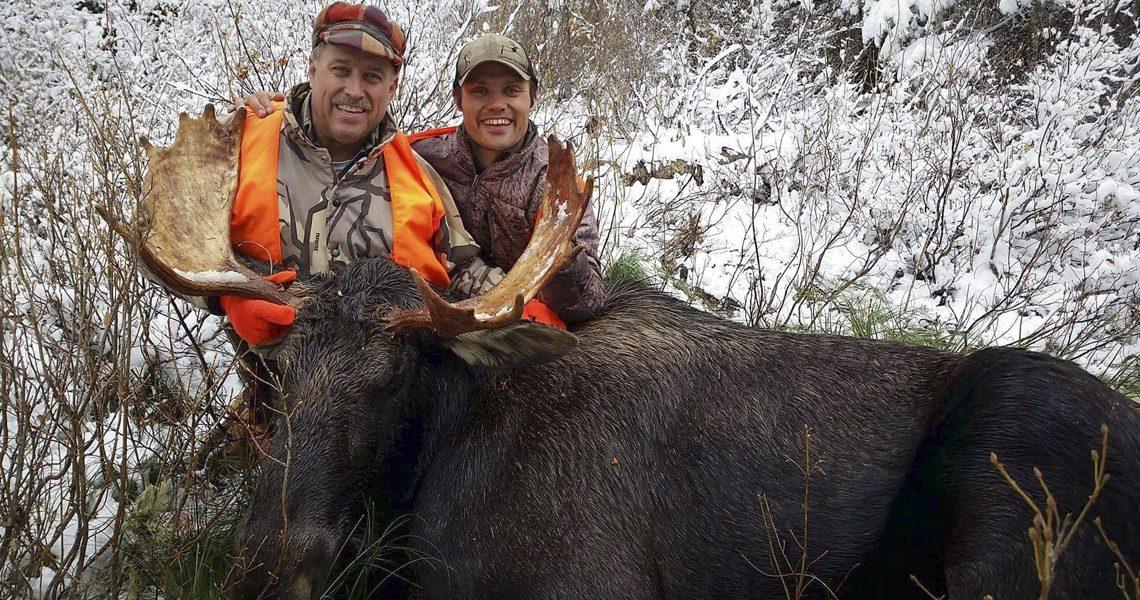 2021 Montana Moose Sheep Goat Hunt Strategy