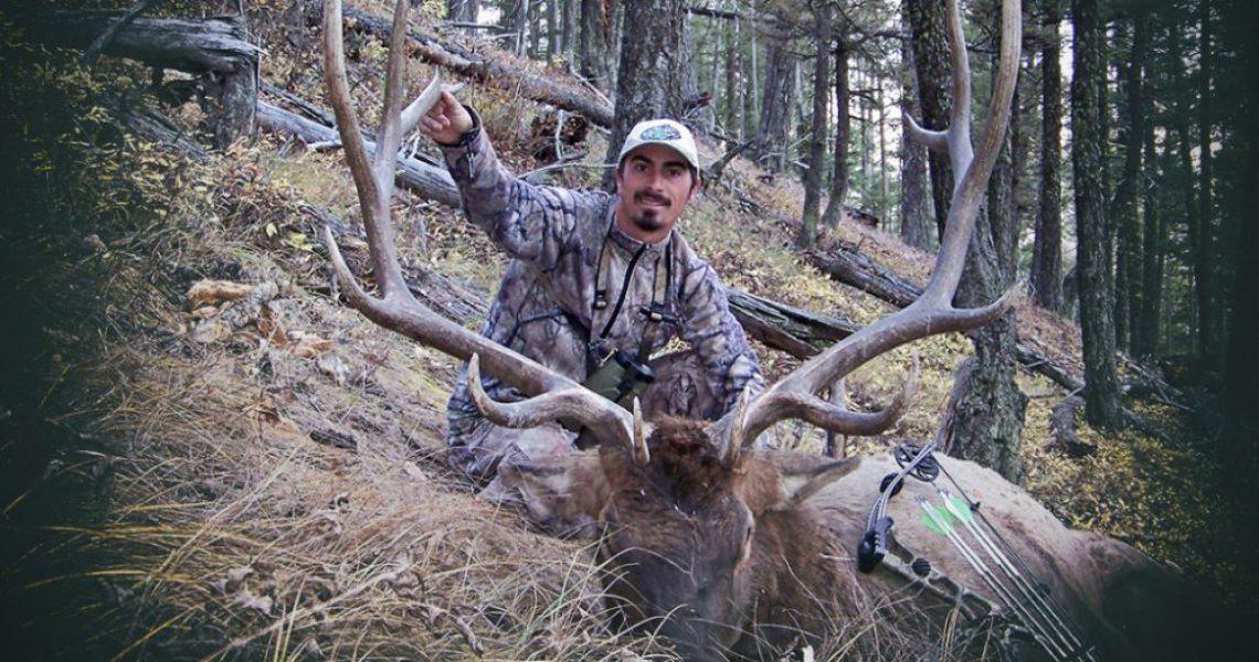 Brian Barney's Montana weekend warrior bull